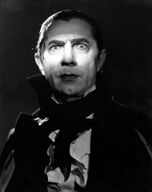 Bela Lugosi as Count Dracula